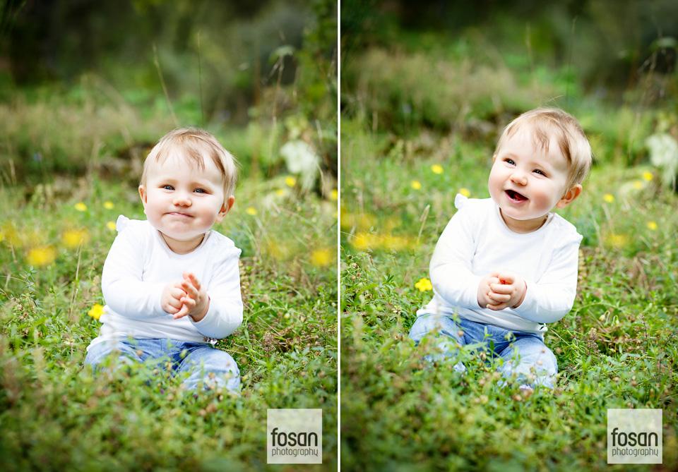 Familien babyfotos 1-6