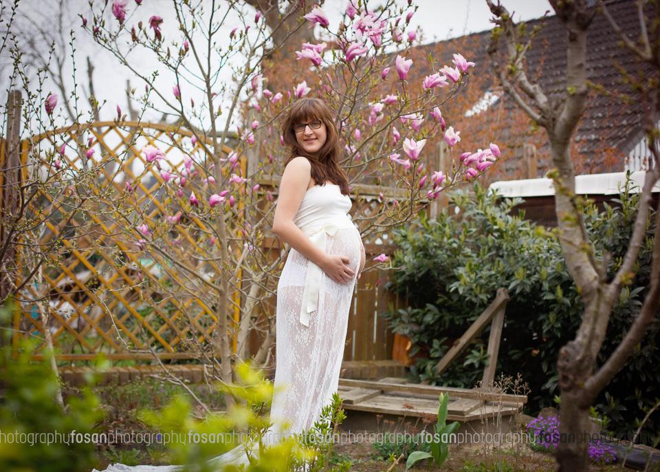 Babybauch fotos - Lehre - Flechtorf -6